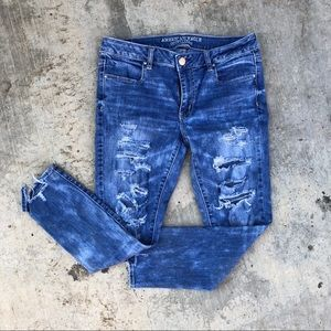 American Eagle Ankle Jegging Size 12R